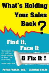 Omslag - What's Holding Your Sales Back?