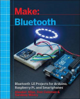 Omslag - Make: Bluetooth