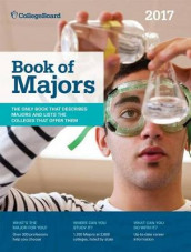 Book of Majors 2017 av The College Board (Heftet)