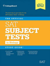 The Official SAT Subject Test in Biology Study Guide av The College Board (Heftet)