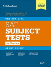 The Official SAT Subject Test in Physics Study Guide av The College Board (Heftet)