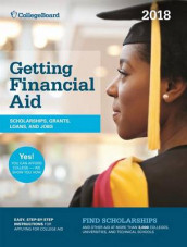 Getting Financial Aid 2018 av The College Board og The St Martin's Press (Heftet)