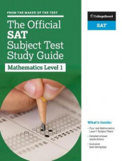 The Official SAT Subject Test in Mathematics av The College Board (Heftet)