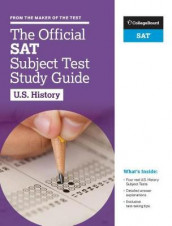 The Official SAT Subject Test in U.S. History av The College Board (Heftet)