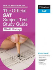 The Official SAT Subject Test in World History av The College Board (Heftet)