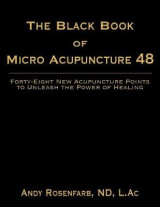 Omslag - The Black Book of Micro Acupuncture 48