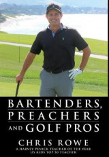 Omslag - Bartenders, Preachers and Golf Pros