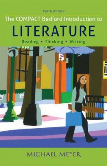 The Compact Bedford Introduction to Literature av Michael Meyer (Heftet)