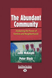 The Abundant Community av Peter Block og McKnight John (Heftet)