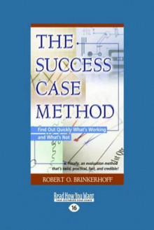 The Success Case Method av Robert O. Brinkerhoff (Heftet)