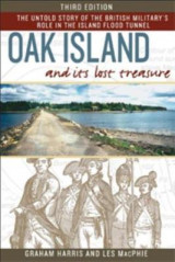 Omslag - Oak Island and Its Lost Treasure
