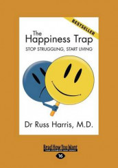 The Happiness Trap av Russ Harris (Heftet)