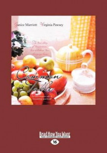Common Table (1 Volume Set) av Virginia Pawsey og Janice Marriott (Heftet)