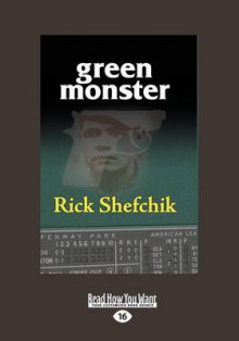 Green Monster (Sam Skarda Mysteries (Hardcover)) av Rick Shefchik (Heftet)