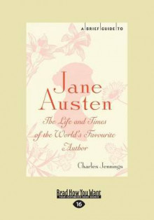 A Brief Guide to Jane Austen av Charles Jennings (Heftet)