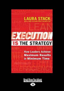 Execution is the Strategy av Laura Stack (Heftet)