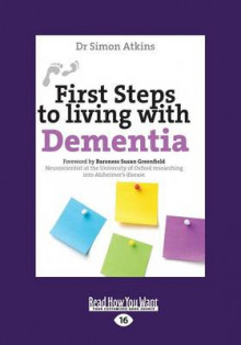 First Steps to Living with Dementia av Simon Atkins (Heftet)