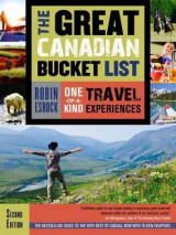 Omslag - The Great Canadian Bucket List