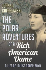 Omslag - The Polar Adventures of a Rich American Dame
