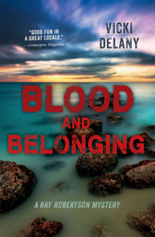 Blood and Belonging av Vicki Delany (Heftet)