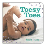 Omslag - Toesy Toes