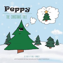 Peppy the Christmas Tree av Mike Kennedy (Heftet)