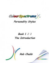 Omslag - Colourspectrums Personality Styles Book One