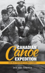 Omslag - Canadian Canoe Expedition
