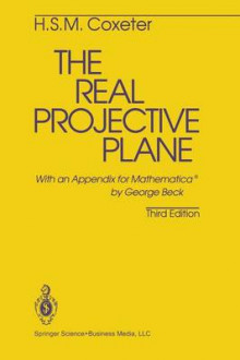 The Real Projective Plane av H. S. M. Coxeter (Heftet)