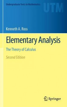 Elementary Analysis av Kenneth Allen Ross (Innbundet)