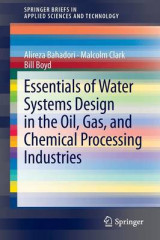 Omslag - Essentials of Water Systems Design in the Oil, Gas, and Chemical Processing Industries