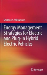 Omslag - Energy Management Strategies for Electric and Plug-in Hybrid Electric Vehicles