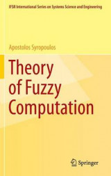 Omslag - Theory of Fuzzy Computation