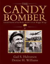 Omslag - The Candy Bomber