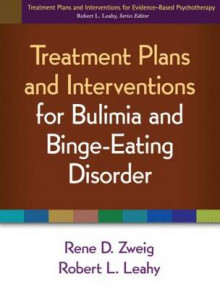 Treatment Plans and Interventions for Bulimia and Binge-Eating Disorder av Rene D. Zweig og Robert L. Leahy (Heftet)