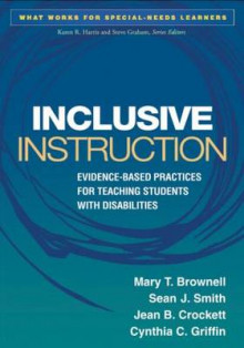 Inclusive Instruction av Mary T. Brownell, Sean J. Smith, Jean B. Crockett og Cynthia C. Griffin (Heftet)