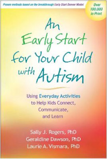 An Early Start for Your Child with Autism av Sally J. Rogers, Geraldine Dawson og Laurie A. Vismara (Innbundet)