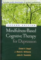 Omslag - Mindfulness-Based Cognitive Therapy for Depression