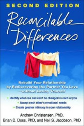 Reconcilable Differences, Second Edition av Andrew Christensen, Brian D. Doss og Neil S. Jacobson (Innbundet)
