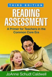 Reading Assessment av JoAnne Schudt Caldwell (Heftet)