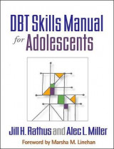 Omslag - DBT Skills Manual for Adolescents