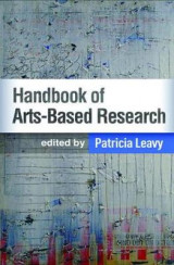Omslag - Handbook of Arts-Based Research