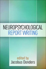 Omslag - Neuropsychological Report Writing