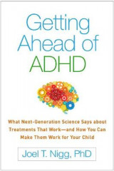 Omslag - Getting Ahead of ADHD