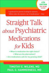 Omslag - Straight Talk About Psychiatric Medications for Kids
