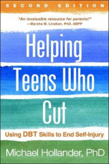 Omslag - Helping Teens Who Cut