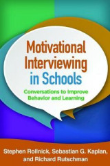 Omslag - Motivational Interviewing in Schools
