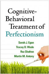 Omslag - Cognitive-Behavioral Treatment of Perfectionism