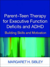 Omslag - Parent-Teen Therapy for Executive Function Deficits and ADHD