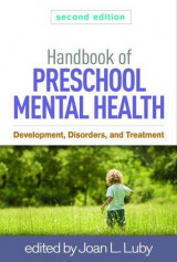 Omslag - Handbook of Preschool Mental Health